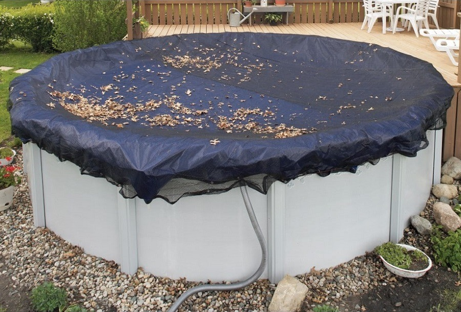 Blue Wave Above-Ground Oval Pool Cover Review