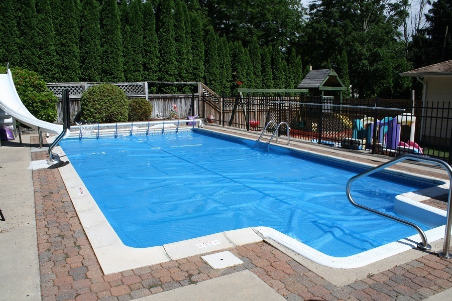 Thermo Tex Rectangle Solar Pool Cover